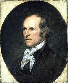 Timothy Pickering peint par Charles Willson Peale.