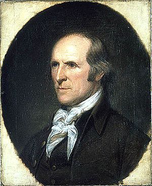 Quartermaster General of the United States Army - Image: Timothy Pickering, Peale
