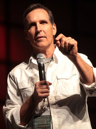 Todd McFarlane - McFarlane speaking at the Phoenix Comicon in Phoenix, Arizona