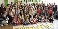 Together photo Irena Krskova with children and teachers.jpg
