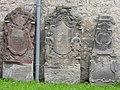 Tomb stones church Steudnitz 2.jpg