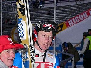 Tommy Ingebrigtsen - Ingebrigtsen in Oslo, 2005