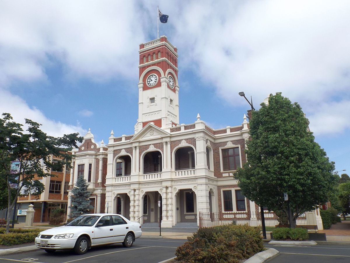 Toowoomba City Hall Wikipedia