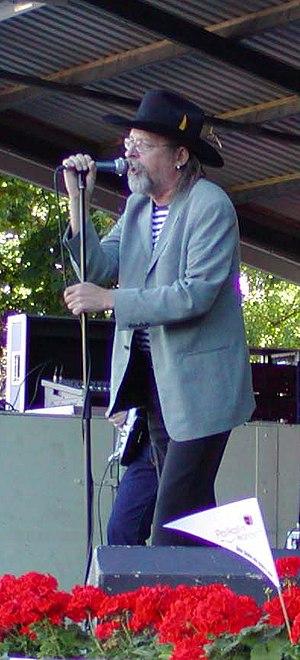 Topi Sorsakoski - Topi Sorsakoski on 2 August 2001.