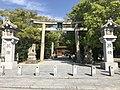 Torii of Oyamazumi Shrine 2.jpg