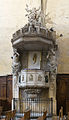 Toulouse Cathedral - Pulpit.jpg