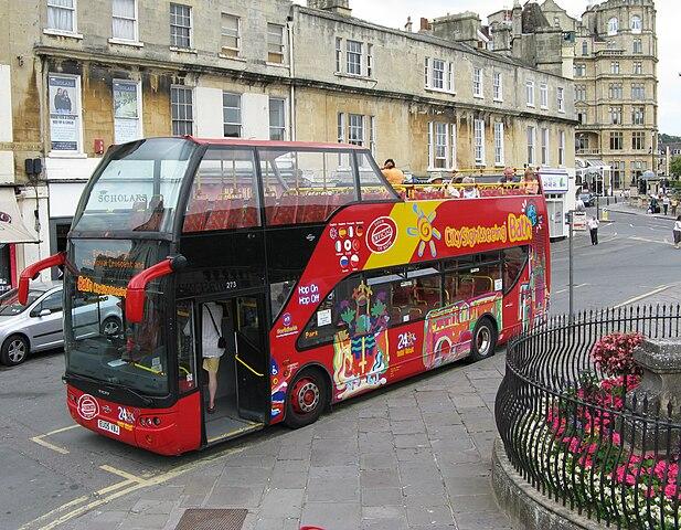 Bus Tours England And Ireland