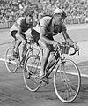 Tour de France 1949 2e etappe, Jan Lambrichs.jpg