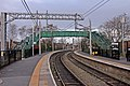 Towards Manchester, Earlestown railway station (geograph 3818754).jpg