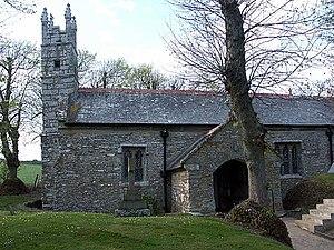 Tregony - Cornelly church