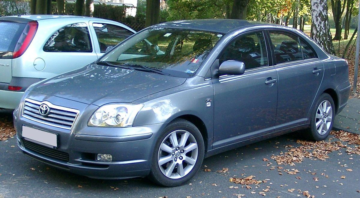 Toyota Wikip 233 Dia