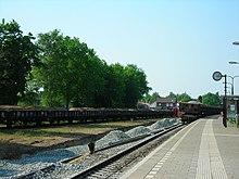 Track ballast - Wikipedia