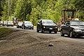 Traffic at Kautz Creek (14596934671).jpg