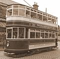Tram No. 16, Beamish Museum, 18 July 2007.jpg