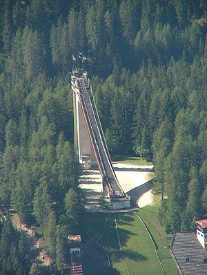 Trampolino Olimpico - Olympic Ski Jumping Hill (Cortina d'Ampezzo)