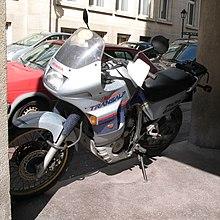 Honda Transalp - Wikipedia