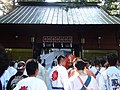 Transfer ritual of the Spirit Yoshida Fire Festival.JPG