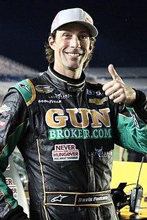 Travis Pastrana American race car driver (born 1983)