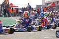 Trenton Estep 2015 Rotax Grand Final Portimao Portugal Grid.jpg