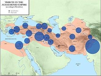 Achaemenid Empire - Wikipedia