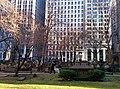 Trinity Church cemetery in New York City December 2013.jpg