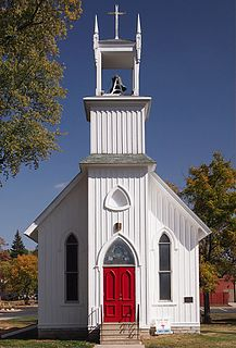 Trinity Episcopal Church (St. Charles, Minnesota) church building in St. Charles, United States of America
