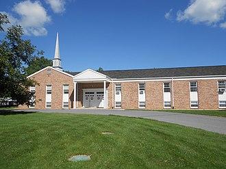 South Newton Township, Cumberland County, Pennsylvania - Trinity United Methodist in Walnut Bottom