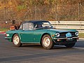 Triumph TR 6 dutch licence registration PH-BX-44 pic1.JPG