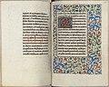 Trivulzio book of hours - KW SMC 1 - folios 152v (left) and 153r (right).jpg