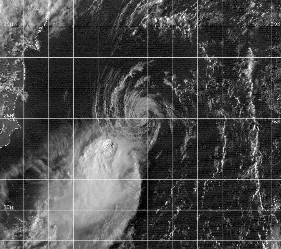 Tropical Depression 18W 1999