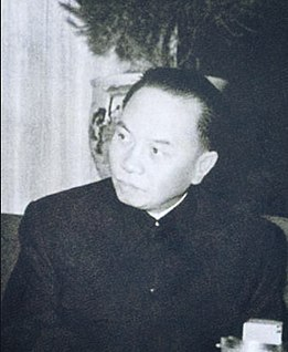 Trường Chinh Vietnamese political leader