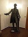 Trutnov, Muzeum Podkrkonoší, socha Josefa II.jpg
