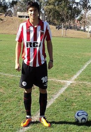 Joaquín Correa - Image: Tucu inf