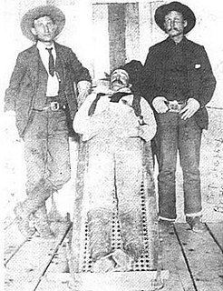 Wild Bunch Gang of outlaws in central USA in 1890s