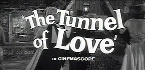 The Tunnel of Love - Title card from the trailer