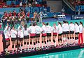 Turkey women's volleyball team at the 2015 European Games.jpg