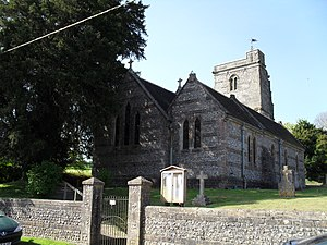 Turnworth - Image: Turnworth Church