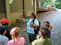 Turtle tracking at Haw River State Park 1.jpg
