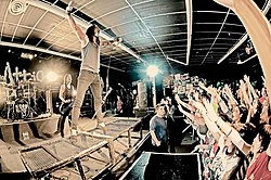 The Word Alive in Hatfield, UK (2012)