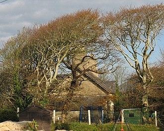 Botwnnog - Image: Ty'r Ysgol geograph.org.uk 614664