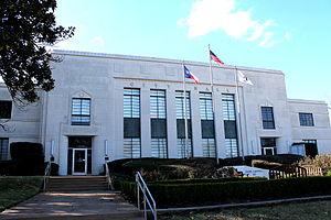 Tyler City Hall - Image: Tyler City Hall 1