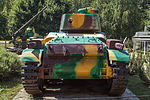 Type 97 Shinhoto Chi-Ha in the Great Patriotic War Museum 5-jun-2014 Rear.jpg