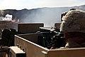 U. S. Marine Pfc. Cody Ciotti with Transportation Support Company, Combat Logistics Regiment 2, 2nd Marine Logistics Group, fires a M19 during realistic scenarios while executing a combat logistics patrol 120922-M-KS710-018.jpg