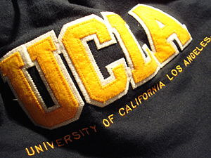 A hoodie with the w:University of California, ...