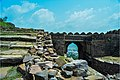 UP AND DOWNS OF RAISEN FORT.jpg