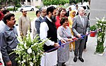 USAID Mission Director Inaugurates the Faculty of Education at Fatima Jinnah Women's University, Rawalpindi (34307684010).jpg