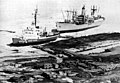 USCGC Staten Island (WAGB-278) at McMurdo Station in 1974.jpg