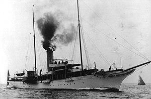USS Emeline (SP-175) - Image: USS Emeline World War I