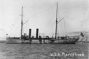 USS Marblehead (C-11) - USS Marblehead