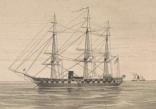 USS <i>Minnesota</i> (1855)
